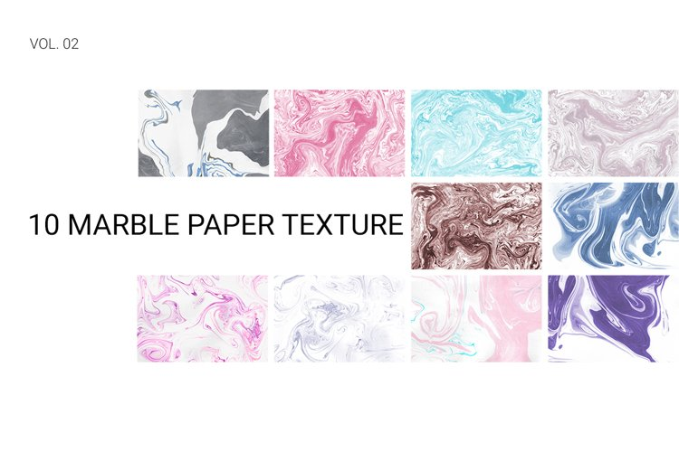 Marble paper textures Vol.02