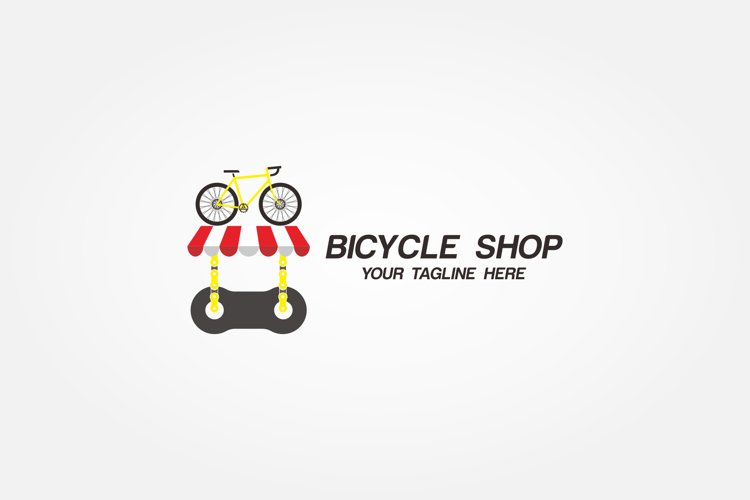 Bicycle Store Logo example image 1