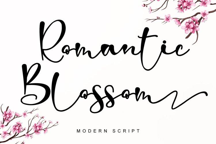 Romantic Blossom example image 1