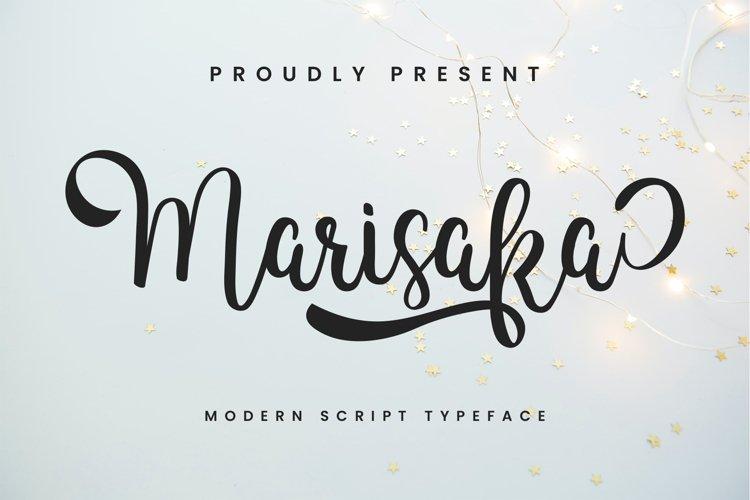 Marisaka example image 1
