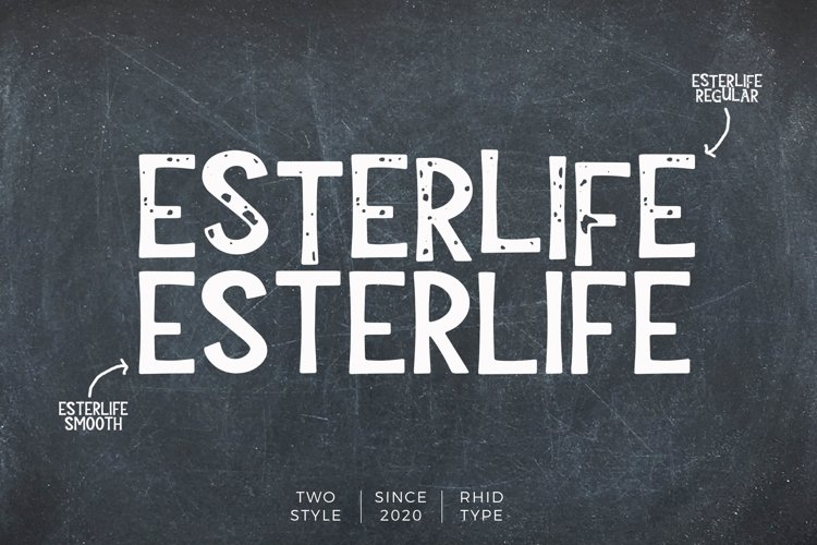 ESTERLIFE example image 1