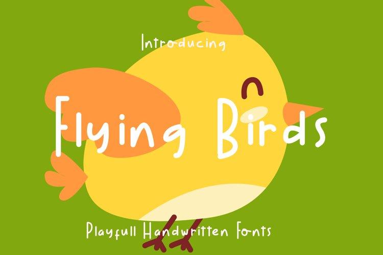 Flying Birds example image 1
