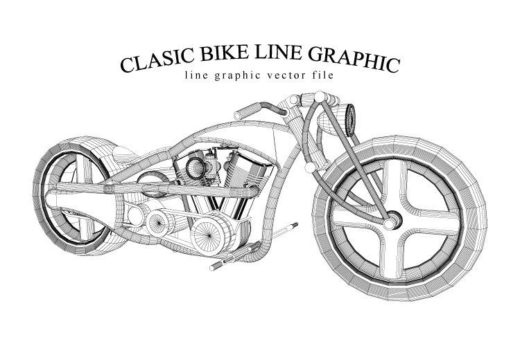 Line Vector - Motor 1 example image 1
