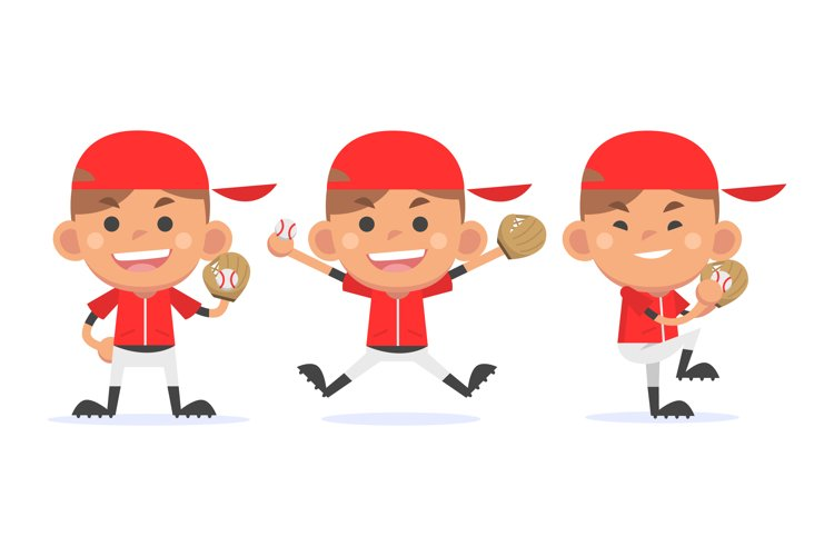 Baseball Illustrations example image 1
