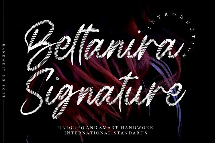 Beltanira Signature example image 1