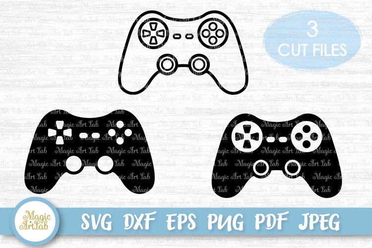 Game controller svg, Gaming svg file, Video game controller