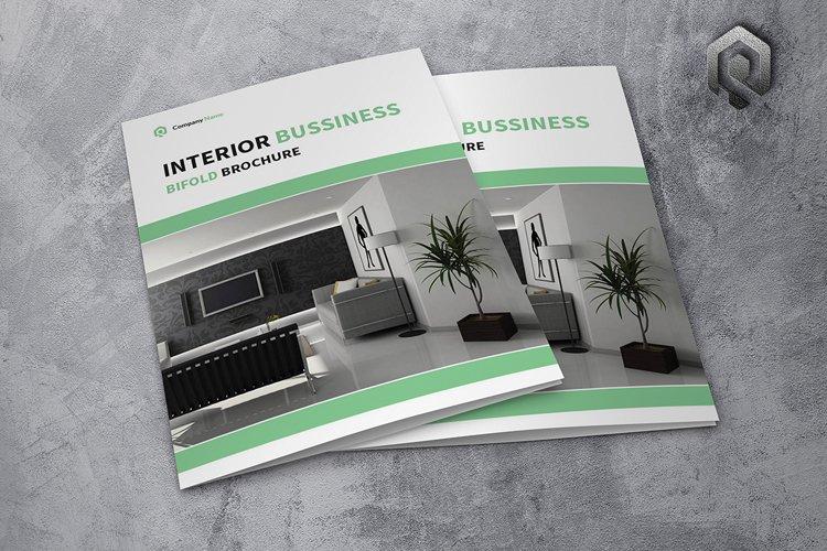 Interior Design Bifold Brochure example image 1