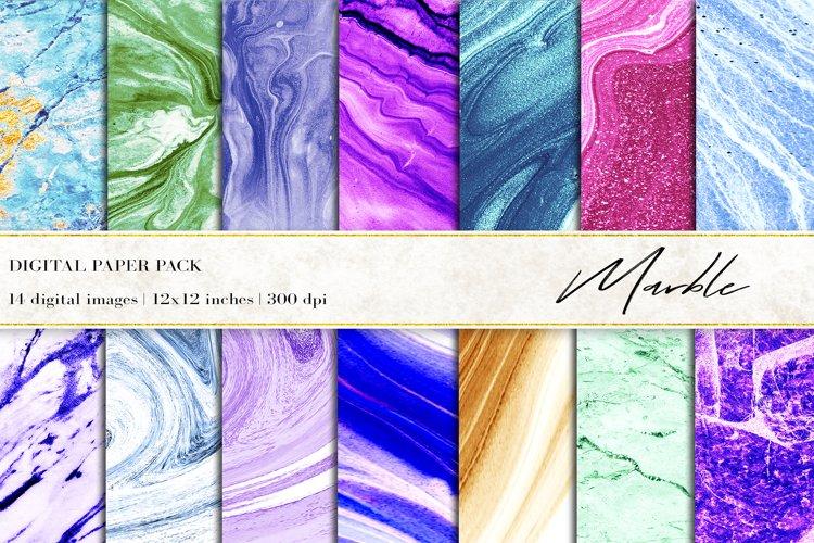 Marble Digital Papers
