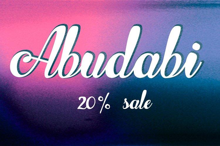 Abudabi example image 1