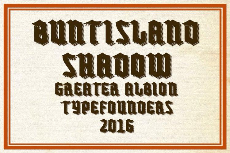 Buntisland Shadow example image 1