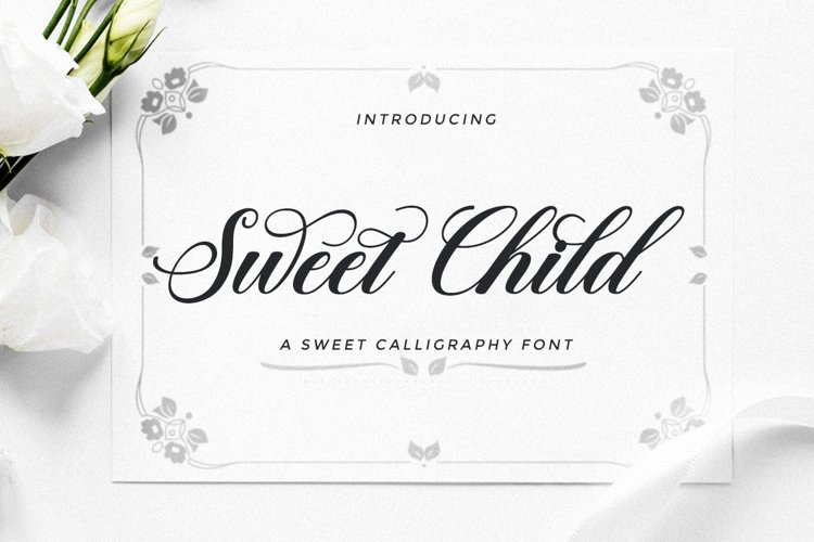 Sweet Child Script example image 1