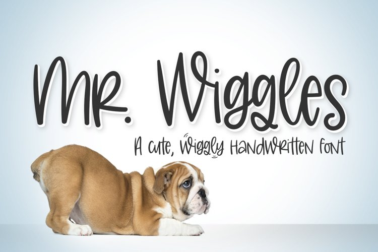 Mr. Wiggles example image 1