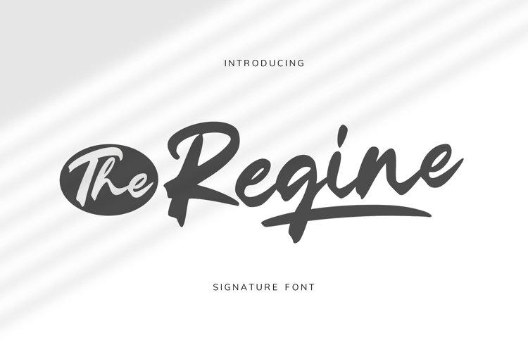 The Regine example image 1