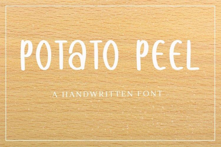 Potato Peel example image 1