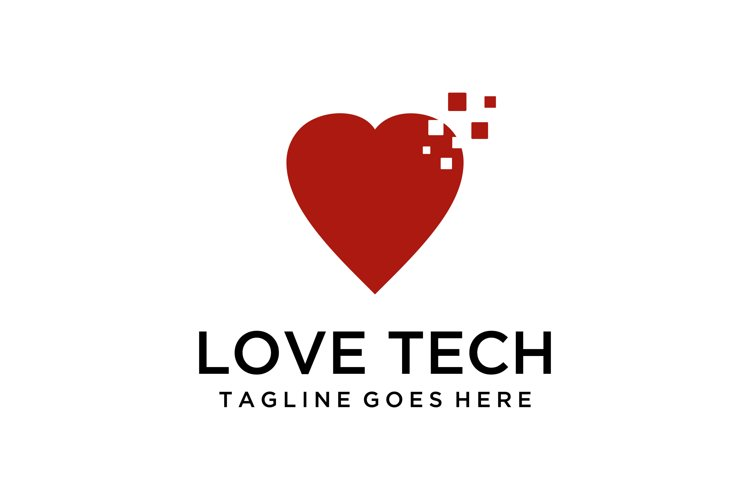 love tech sign example image 1