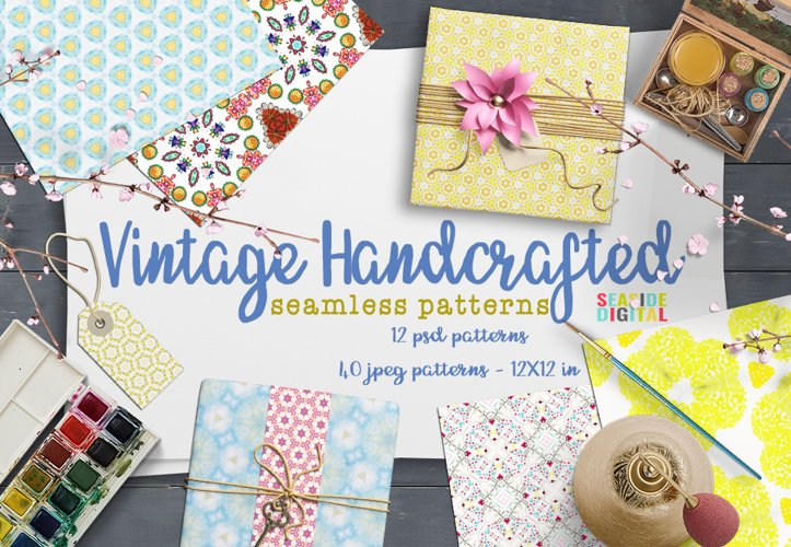 Handcrafted Vintage Patterns