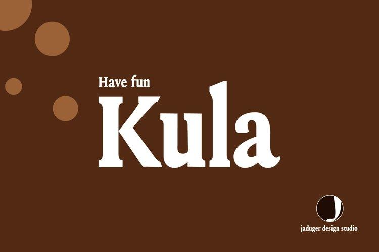 Kula example image 1