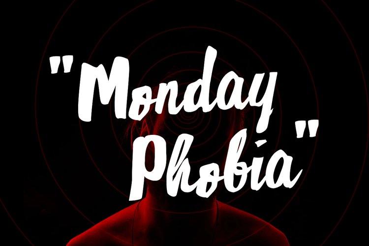 Monday Phobia example image 1