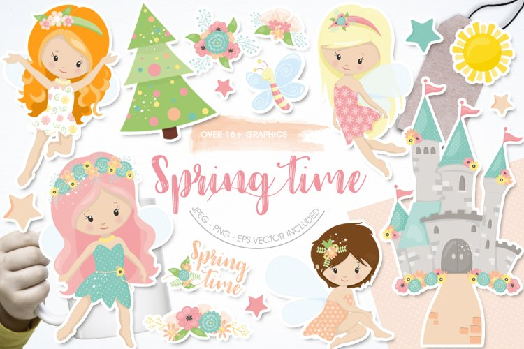 Spring Time example image 1