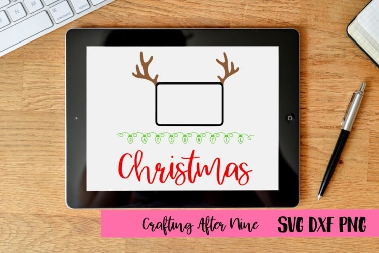 Days till Christmas, Christmas Svg, Christmas countdown example image 1