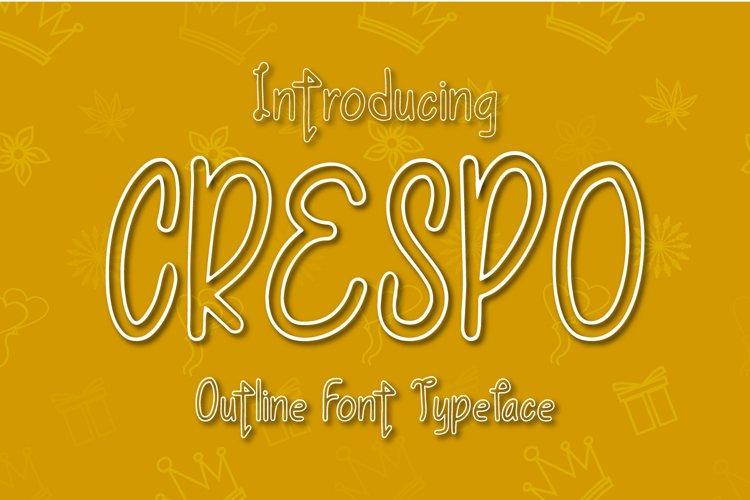 Crespo example image 1