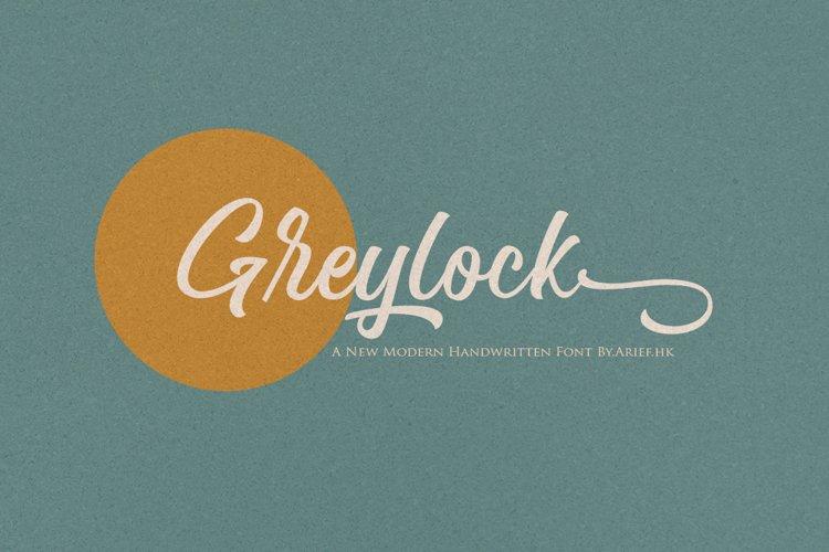 Greylock example image 1