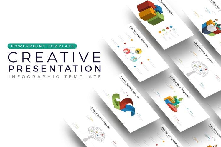 Creative Vector Presentation example image 1