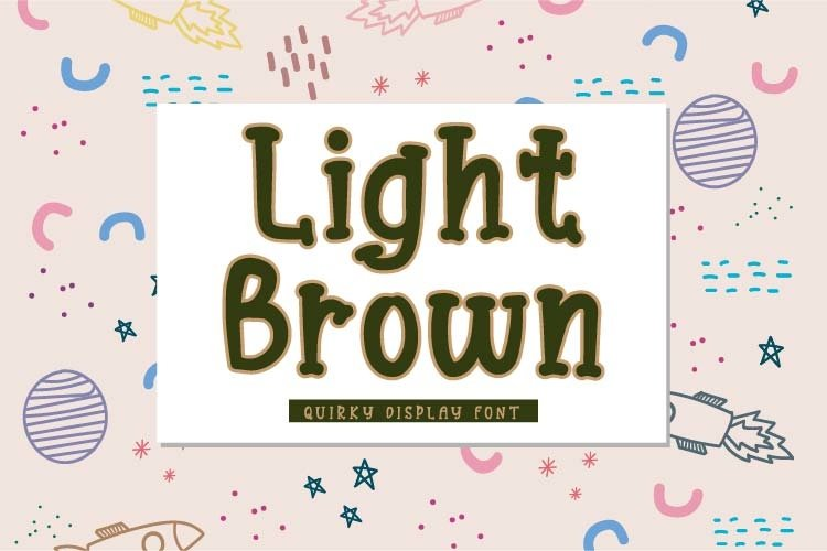Light Brown example image 1