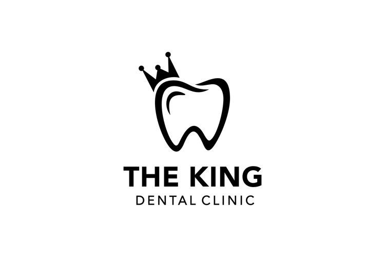 King Dental logo example image 1