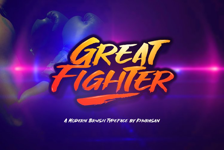 Great Fighter example image 1