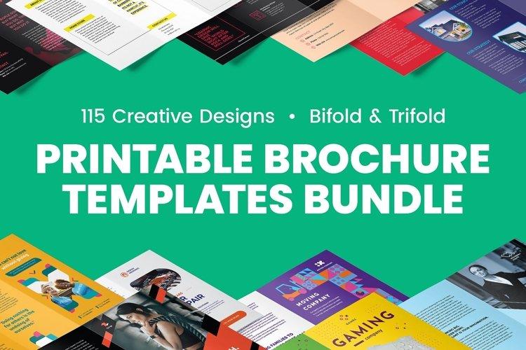 Business Proposal Brochure Templates Bundle SALE