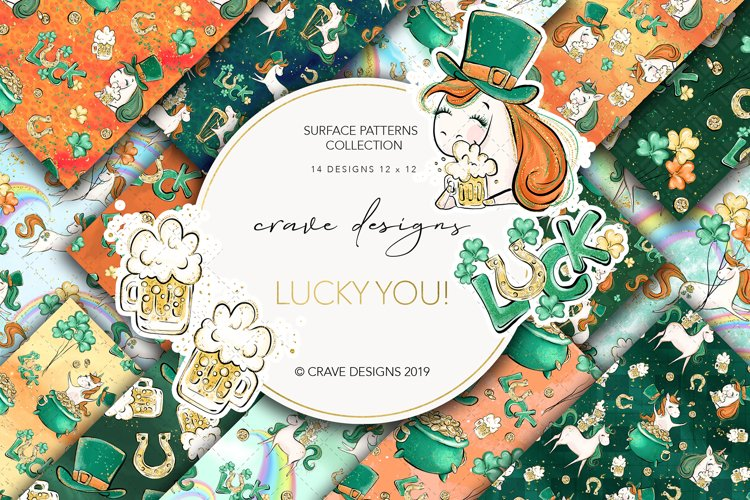 Lucky you Patterns