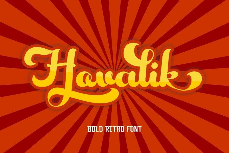 Hovalik example image 1