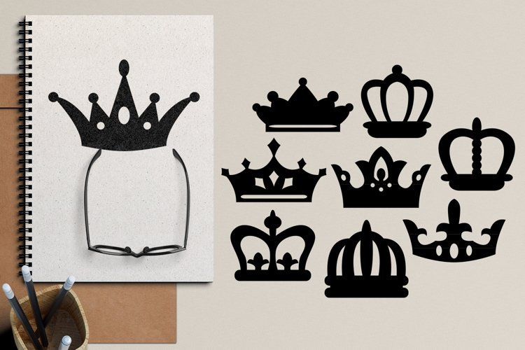 Crown Silhouette Clipart Graphic Illustrations 95958 Illustrations Design Bundles Lovepik provides 15000+ crown silhouette photos in hd resolution that updates everyday, you can free download for both personal and commerical use. crown silhouette clipart graphic illustrations