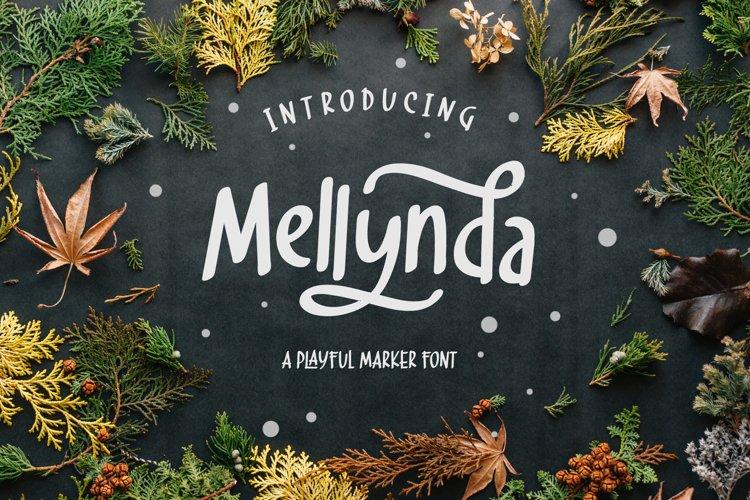 Mellynda Script example image 1