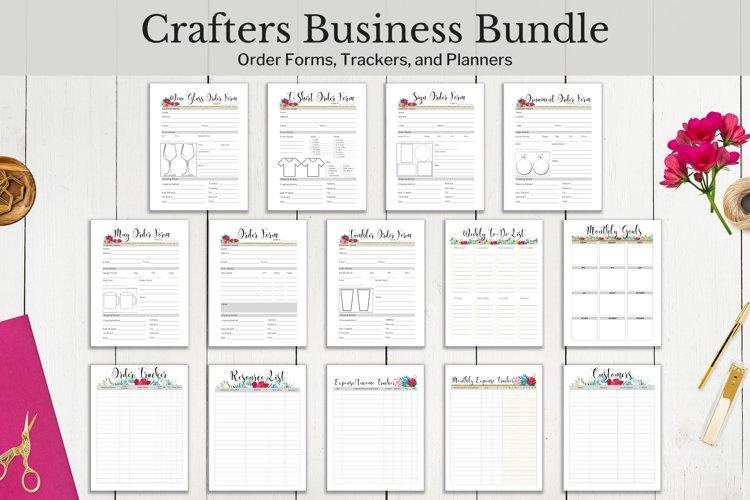 Craft Business Planner Bundle