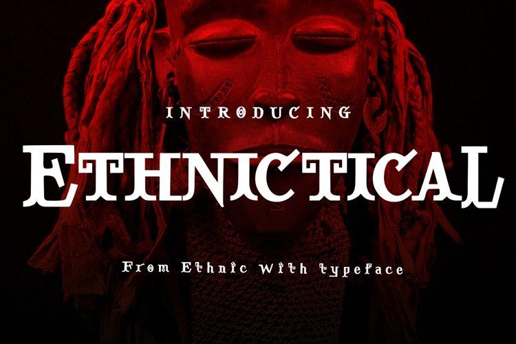 Ethnictical