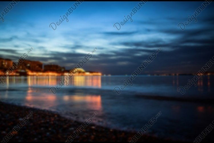 A selection of landscapes with defocused backgrounds. 4pcs example image 1