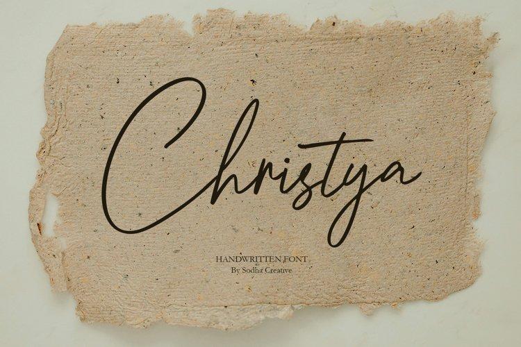 Christya example image 1
