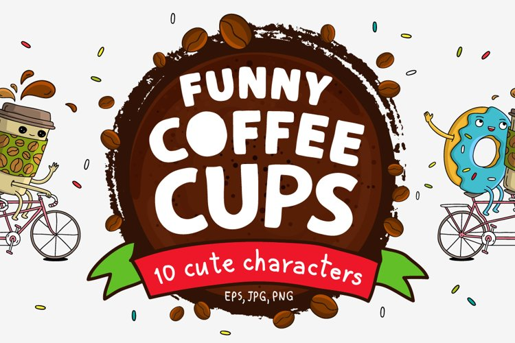 Funny Coffee Cups  example image 1