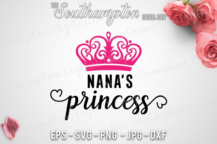 Nana's Princess example image 1