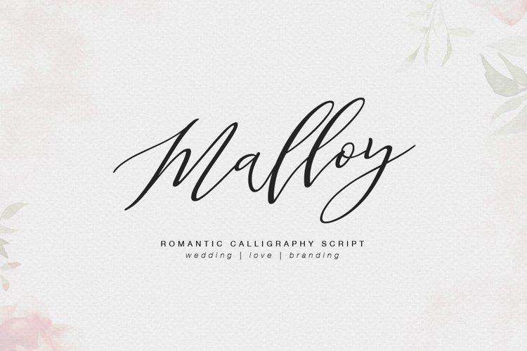 Malloy example image 1