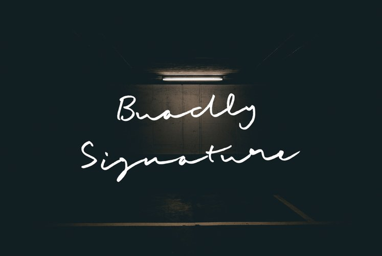 Buadly Signature