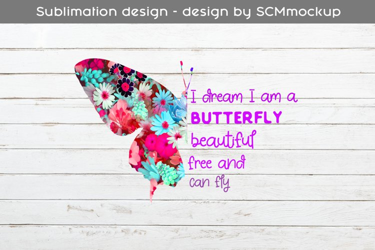 butterfly sublimation design,butterfly craft,flower design