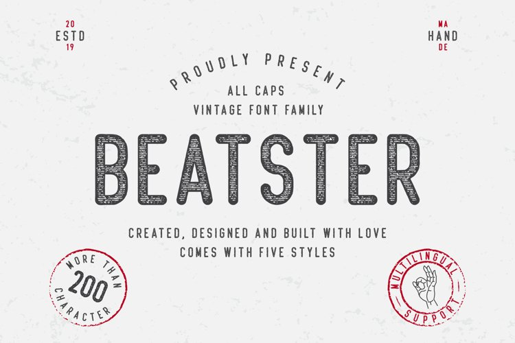 Beatster | With Extra example image 1
