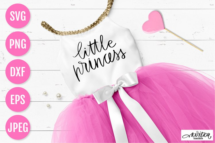 Little Princess SVG, birthday princess, baby designs