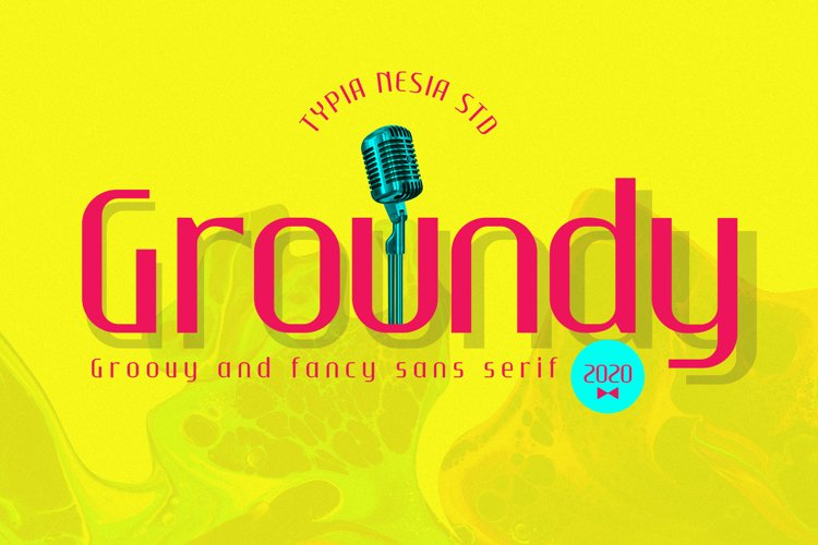 Groundy Sans example image 1