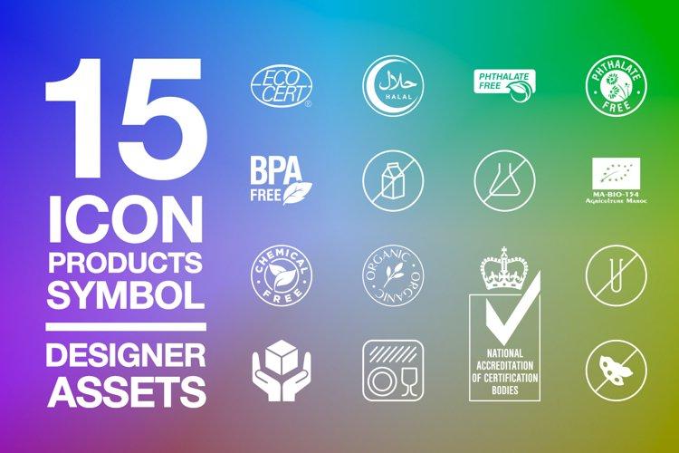 Designer Assets Vol3 Icon/Symbol EPS, PDF, AI