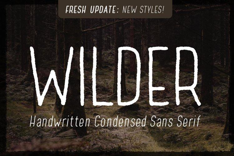 Wilder example image 1