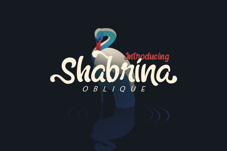 Shabrina Oblique